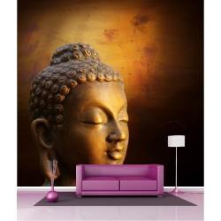 Papier peint géant déco Bouddha 250x250cm