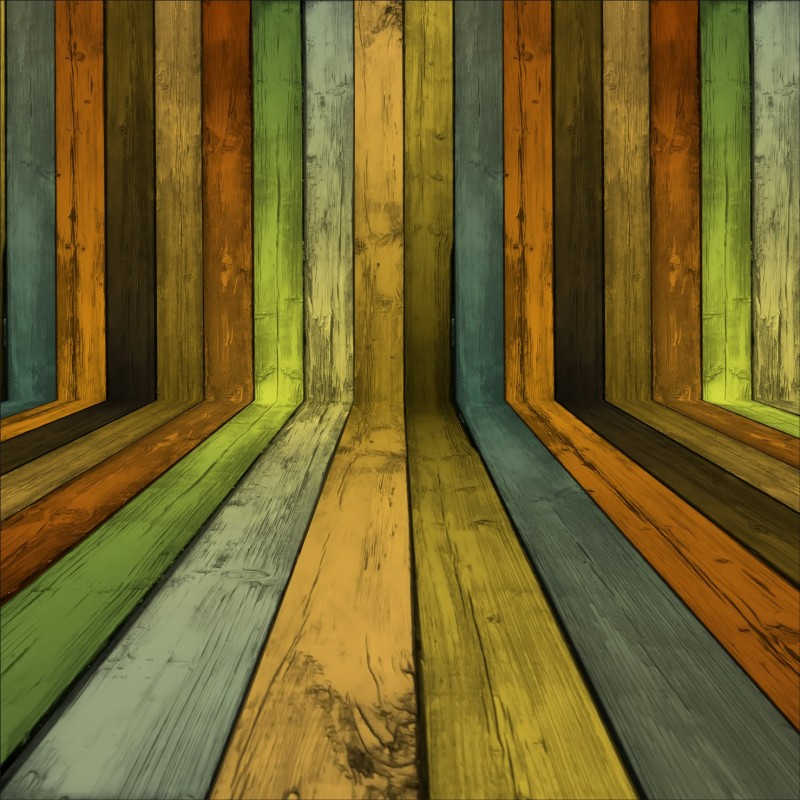papier peint g ant d co bois de couleur 250x250cm art d co stickers. Black Bedroom Furniture Sets. Home Design Ideas