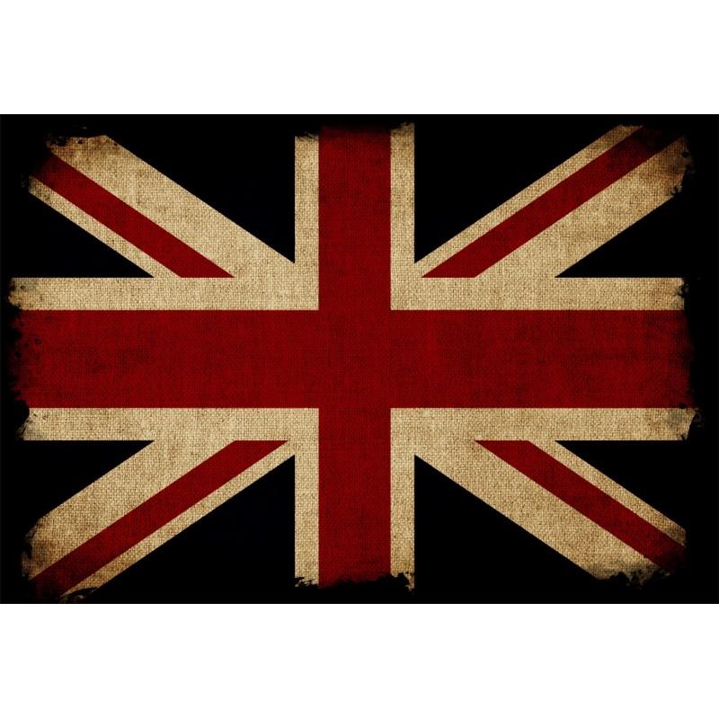 papier peint g ant d co drapeau anglais 250x360cm art. Black Bedroom Furniture Sets. Home Design Ideas