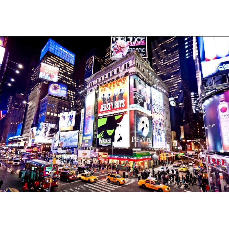 Papier peint new york papier peint g ant new york for Poster mural pas cher