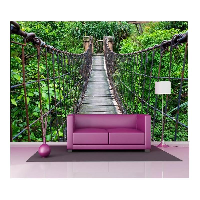 papier peint g ant d co passerelle 250x360cm art d co. Black Bedroom Furniture Sets. Home Design Ideas