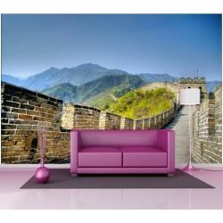 Papier peint géant déco muraille de chine 250x360cm