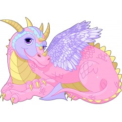 Stickers Dragon, stickers enfant Dragon