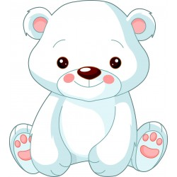 Stickers Nounours, stickers enfant Nounours