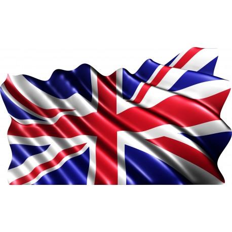 stickers drapeau anglais stickers londres. Black Bedroom Furniture Sets. Home Design Ideas