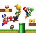 sticker Mario et ses amis