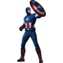 Sticker Captain America Avengers