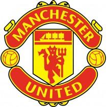 Sticker autocollant Manchester United