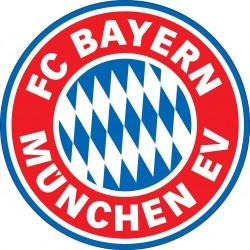 Sticker autocollant Club Bayern Munchen
