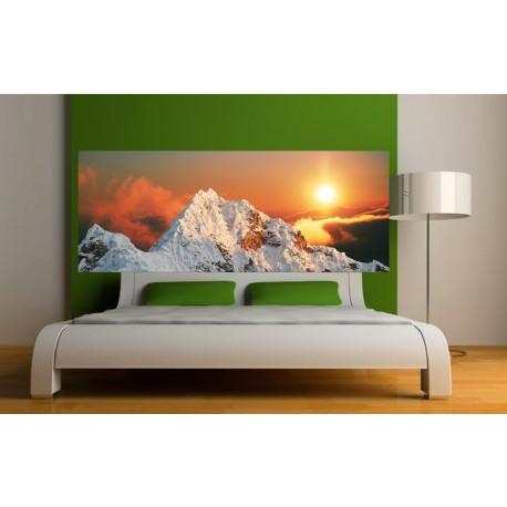 stickers t te de lit couch de soleil art d co stickers. Black Bedroom Furniture Sets. Home Design Ideas