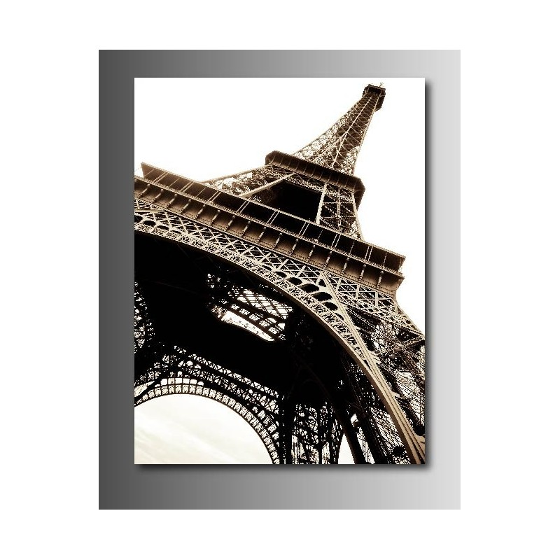 tableaux toile d co tour eiffel 51220213 11 art d co stickers. Black Bedroom Furniture Sets. Home Design Ideas