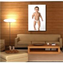 Tableaux toile déco rectangle verticale enfant