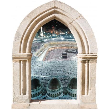 Sticker Arche La Mecque