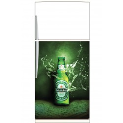 Sticker frigo Heineken - ou sticker magnet frigo