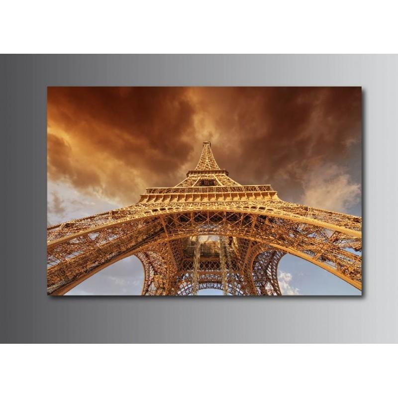 tableaux toile d co tour eiffel 51220213 4 art d co stickers. Black Bedroom Furniture Sets. Home Design Ideas