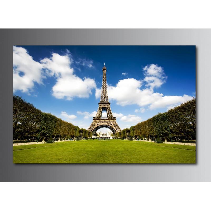 tableaux toile d co tour eiffel 51220213 8 art d co stickers. Black Bedroom Furniture Sets. Home Design Ideas