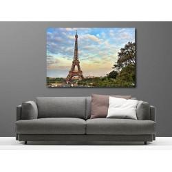Tableaux toile déco Tour Eiffel 51220213(9)
