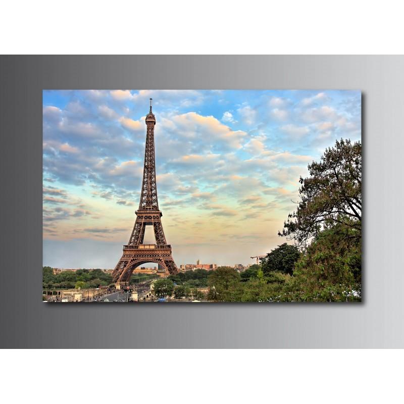 tableaux toile d co tour eiffel 51220213 9 art d co stickers. Black Bedroom Furniture Sets. Home Design Ideas