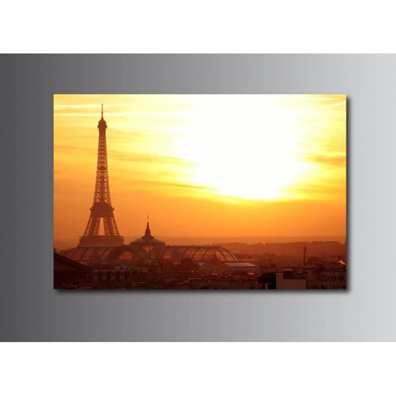 tableaux toile d co tour eiffel 51220213 18 art d co stickers. Black Bedroom Furniture Sets. Home Design Ideas