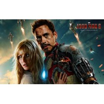 Stickers ou Affiche poster Iron Man