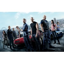 Stickers ou Affiche poster Fast and Furious