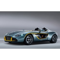 Stickers ou Affiche poster voiture Aston Martin speedster
