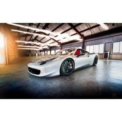 Stickers ou Affiche poster Ferrari Scuderia