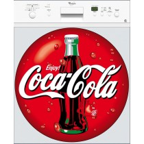 Sticker Lave Vaisselle Coca Cola