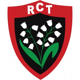 Stickers Rugby RC Toulon