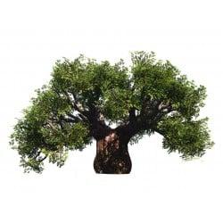 Sticker déco arbre Baobab