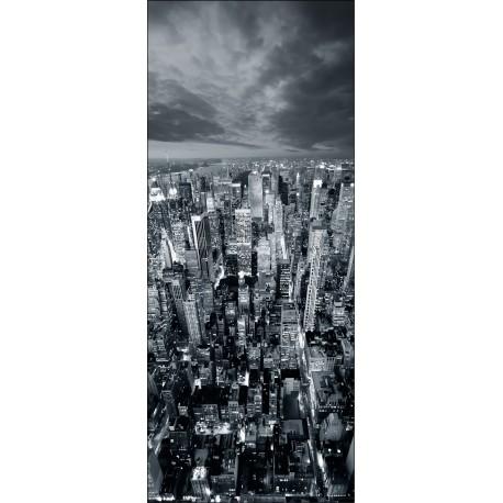 Sticker frigidaire Frigo Nex York 70x170cm