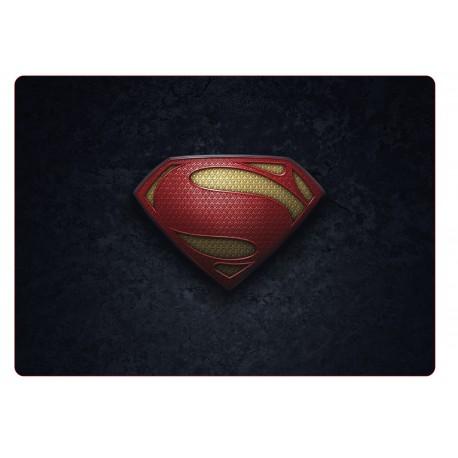 Sticker pc ordinateur portable Superman