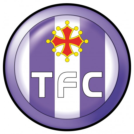 Stickers TFC Toulouse Football Club