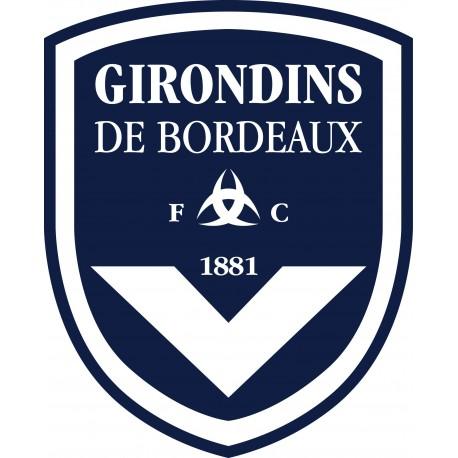 Sticker FC Girondins de Bordeaux