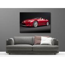 Tableaux toile déco rectangle voiture Lexus_LF-A_Roadster