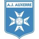 Sticker autocollant AJ Auxerre