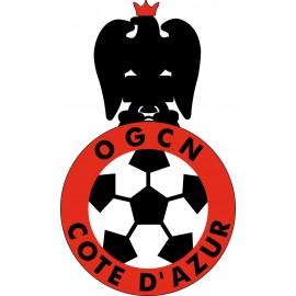 Sticker autocollant OGCN Nice Cote d'Azur