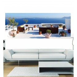 Stickers panoramique La Grèce