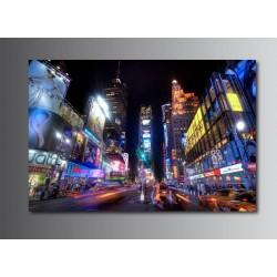 Tableaux toile déco New York 11340844