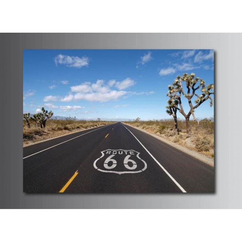 tableau déco route 66