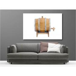 tableaux toile d co rectangle tonneau art d co stickers. Black Bedroom Furniture Sets. Home Design Ideas