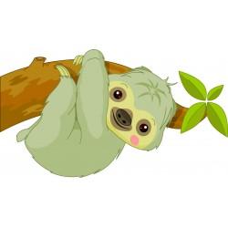 Stickers muraux enfant Koala