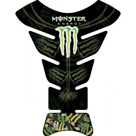 sticker autocollant r servoir moto monster energy art d co stickers. Black Bedroom Furniture Sets. Home Design Ideas