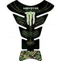 Sticker autocollant réservoir moto Monster Energy