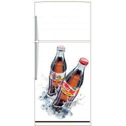 Sticker frigo Coca Cola - ou sticker magnet frigo