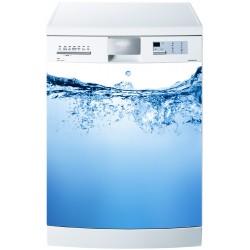 Sticker pour Lave Vaisselle Eau