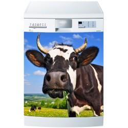 Sticker pour Lave Vaisselle Vache