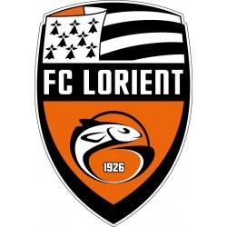 Sticker FC Lorient