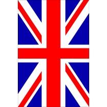 Sticker frigo frigidaire Union Jack Drapeau Anglais