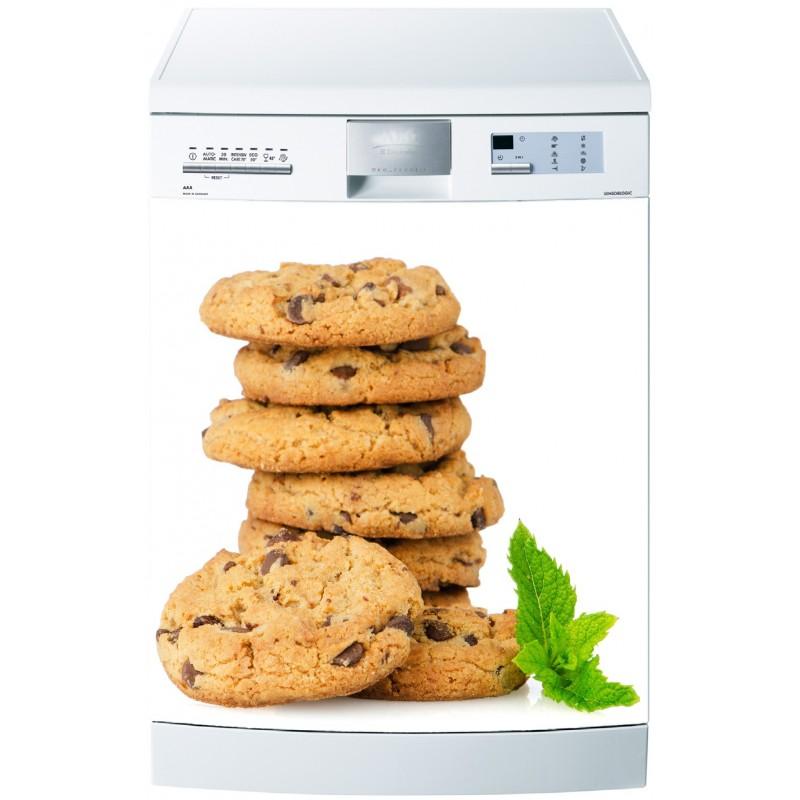 sticker pour lave vaisselle cookies art d co stickers. Black Bedroom Furniture Sets. Home Design Ideas